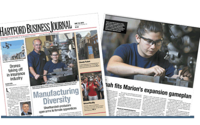 Marion Manufacturing's support of women in manufacturing recognized by HBJ
